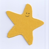 Starfish Catnip Toy