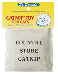 Country Store Catnip Toy
